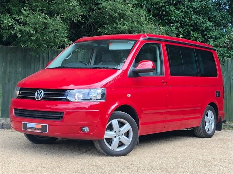 used VW California  in in-dorset