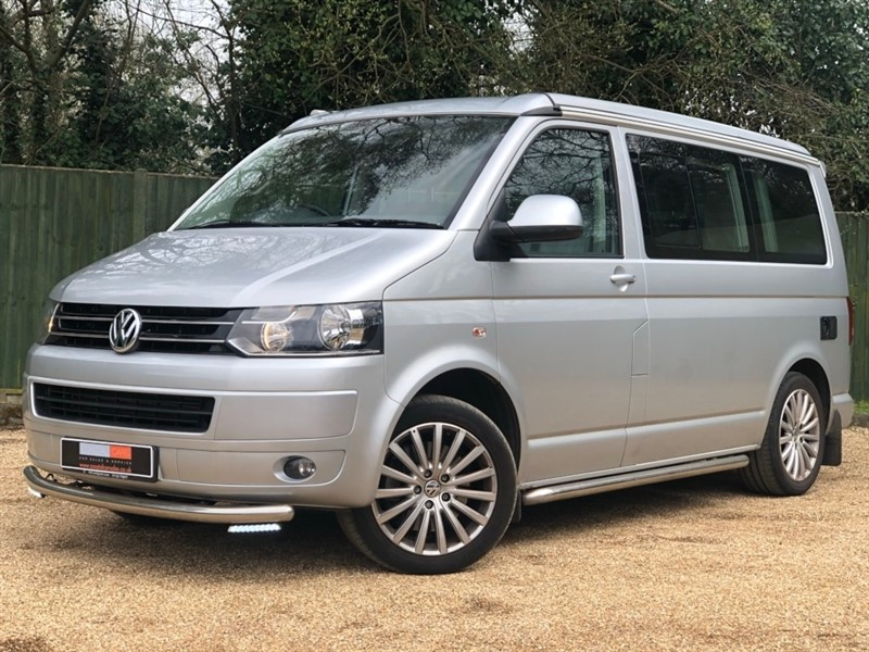 used VW California 2.0 BiTDI BlueMotion Tech SE Panel Van 4dr in in-dorset