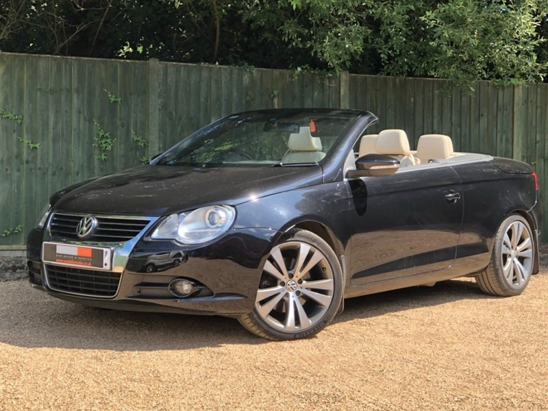 used VW Eos TSI Cabriolet 2dr in in-dorset