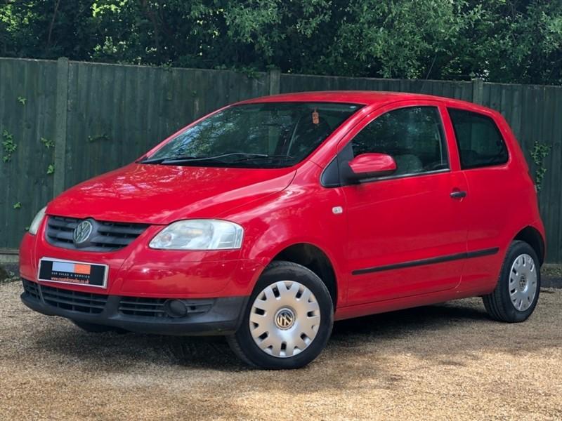 used VW Fox Urban 3dr in in-dorset