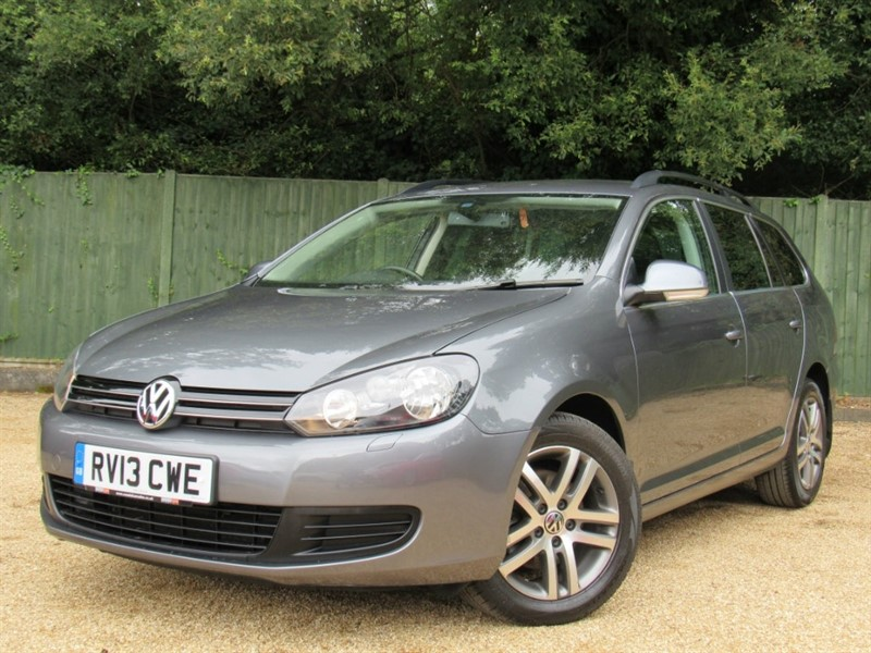 used VW Golf TDI BlueMotion Tech SE 5dr in in-dorset