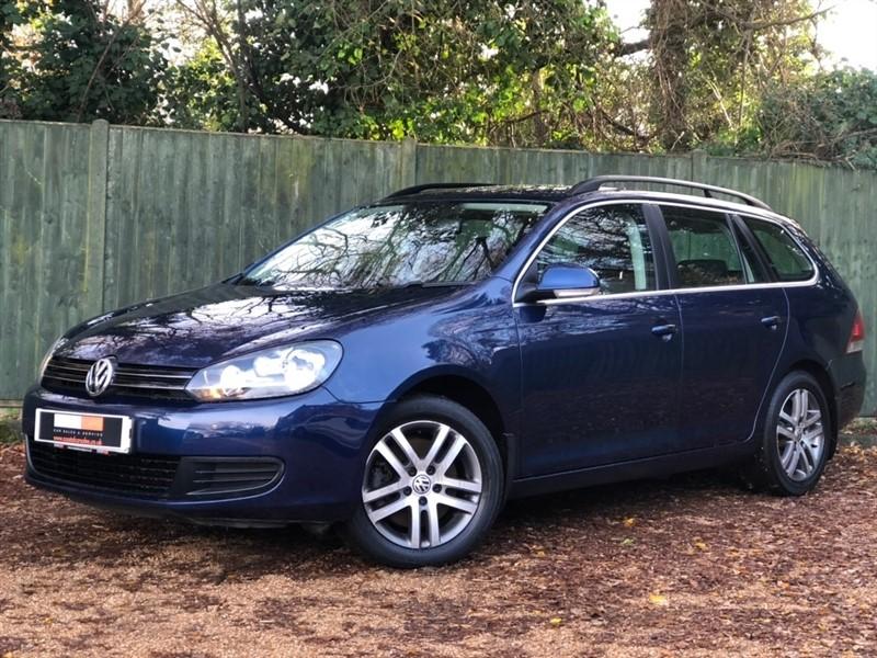 used VW Golf TDI SE 5dr in in-dorset