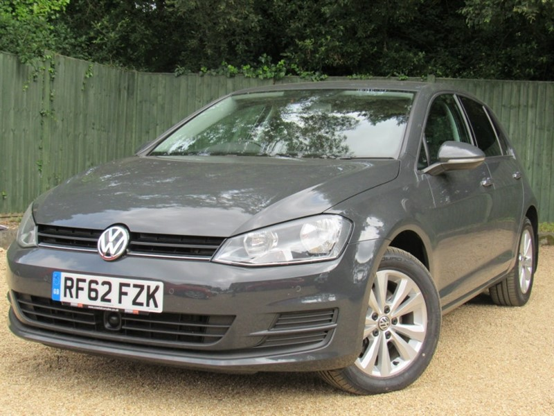used VW Golf TDI BlueMotion Tech SE Hatchback 5dr (start/stop) in in-dorset