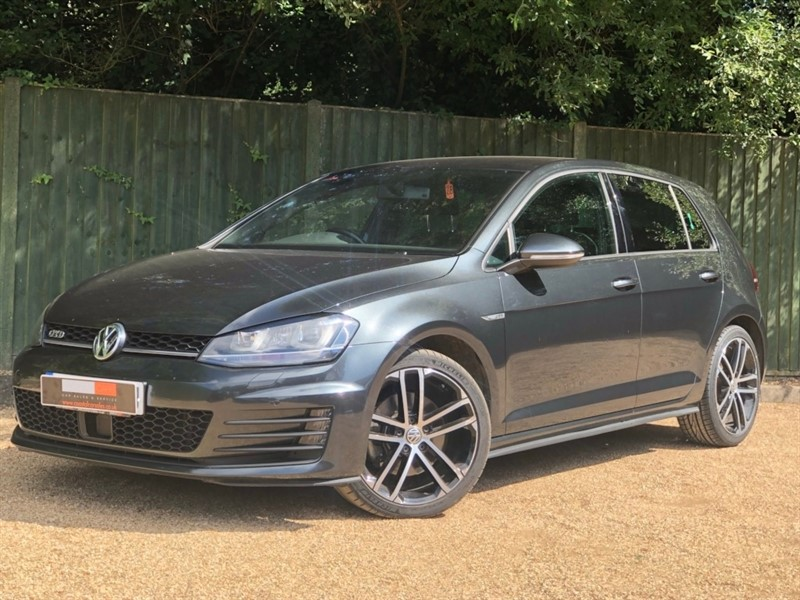 used VW Golf TDI BlueMotion Tech GTD 5dr in in-dorset