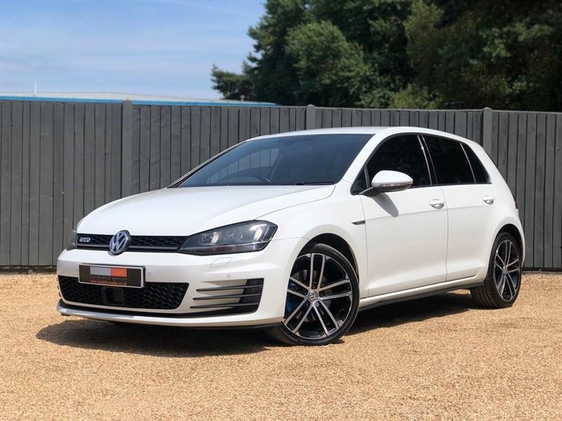 used VW Golf TDI BlueMotion Tech GTD 5dr in in-dorset