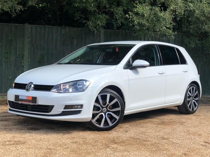 used VW Golf TDI GT (s/s) 5dr in in-dorset