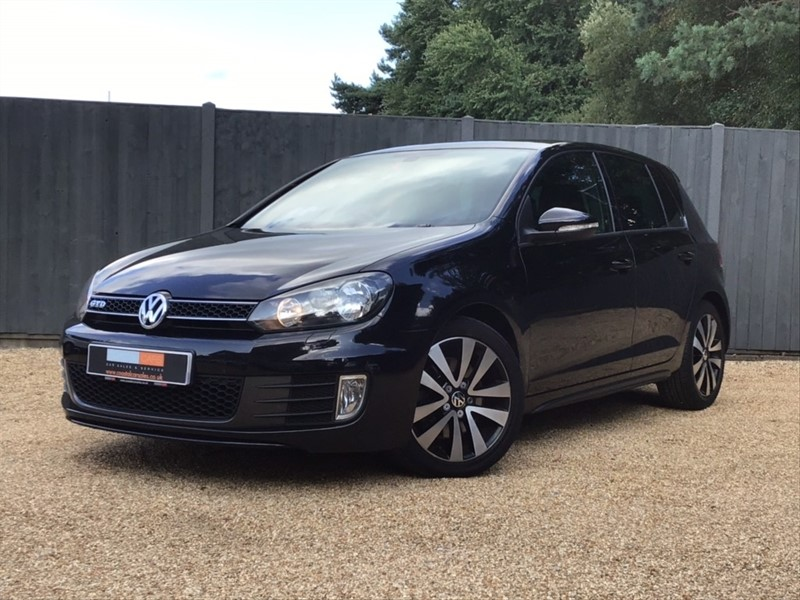 used VW Golf TDI GTD DSG 5dr in in-dorset