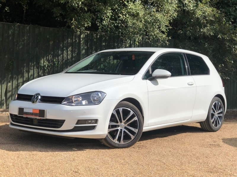 used VW Golf TDI GT (s/s) 3dr in in-dorset