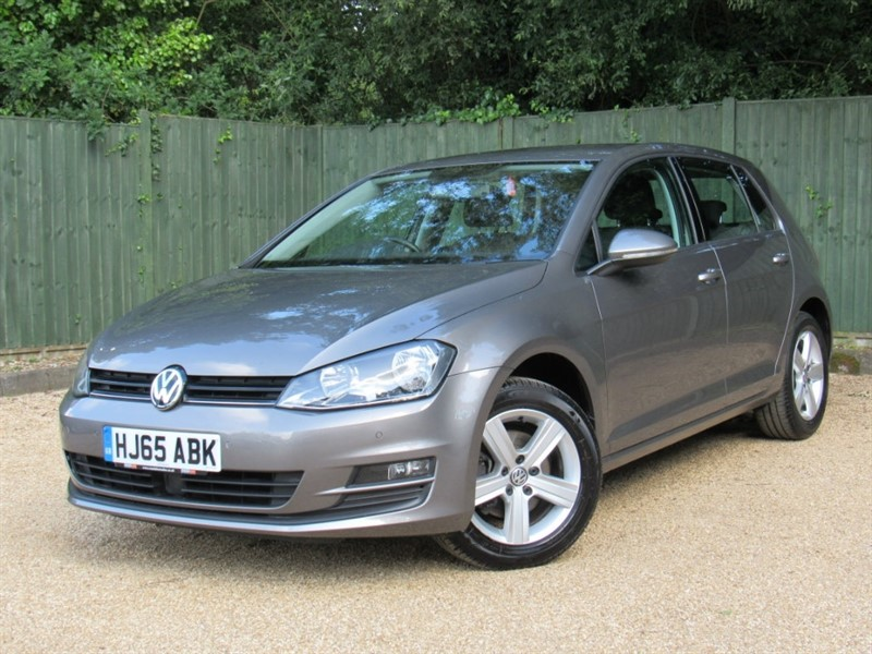 used VW Golf TSI BlueMotion Tech Match Hatchback 5dr (start/stop) in in-dorset