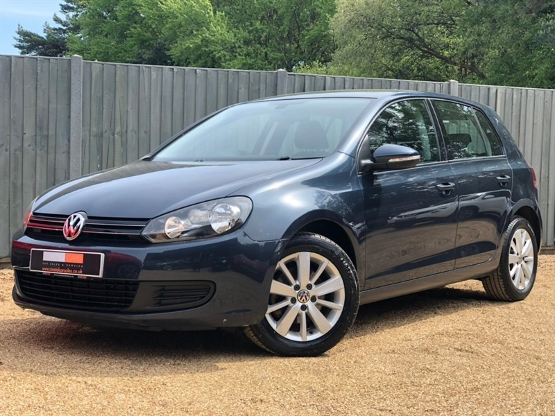 used VW Golf TSI Match 5dr in in-dorset