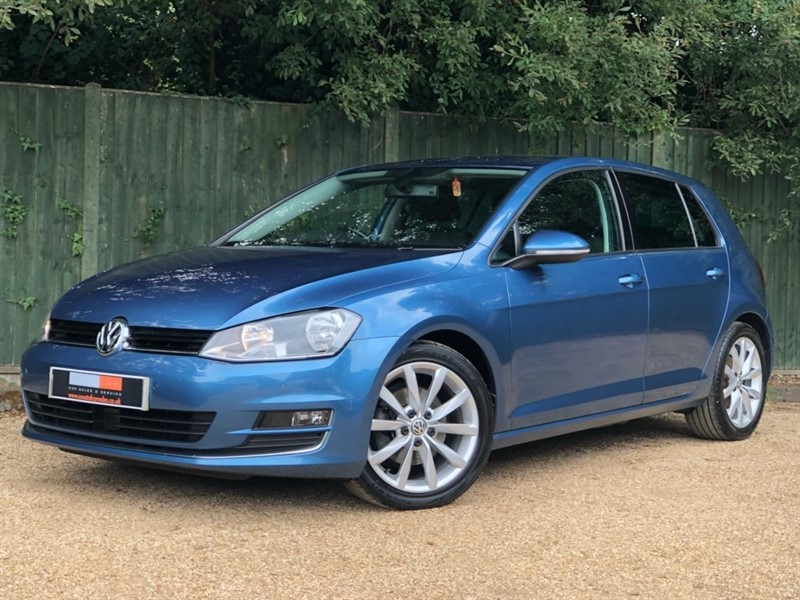 used VW Golf TSI BlueMotion Tech ACT GT 5dr in in-dorset