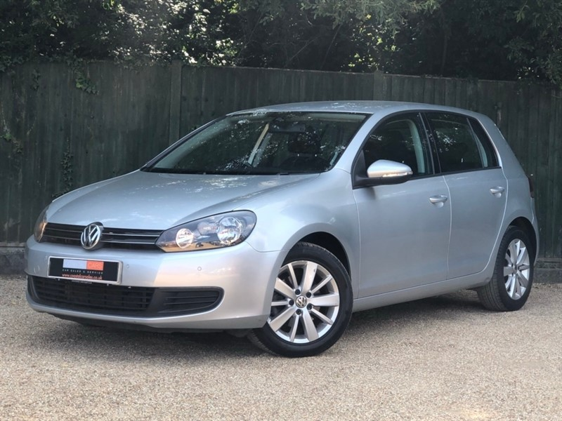 used VW Golf TSI Match DSG 5dr in in-dorset