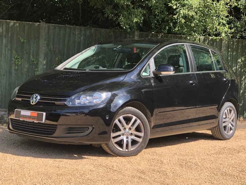 used VW Golf Plus TSI SE 5dr in in-dorset