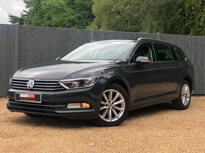 used VW Passat TDI BlueMotion Tech SE 5dr in in-dorset