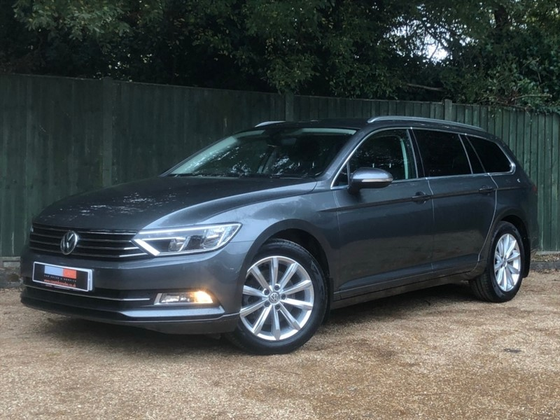 used VW Passat TDI BlueMotion Tech SE Business (s/s) 5dr in in-dorset