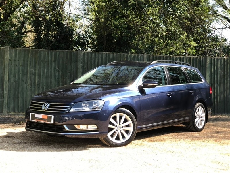 used VW Passat TDI BlueMotion Tech Executive (s/s) 5dr in in-dorset