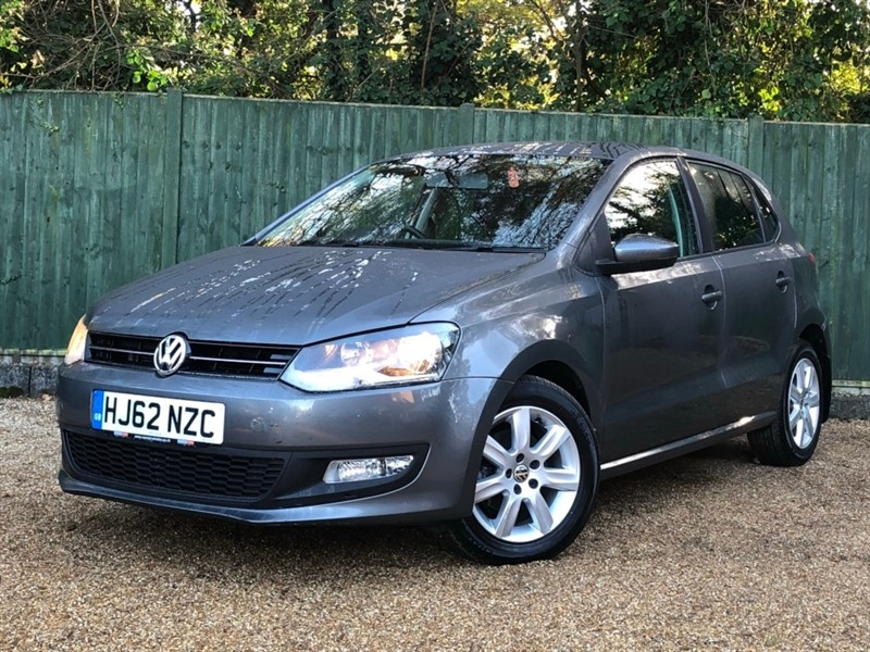used VW Polo TDI Match 5dr in in-dorset