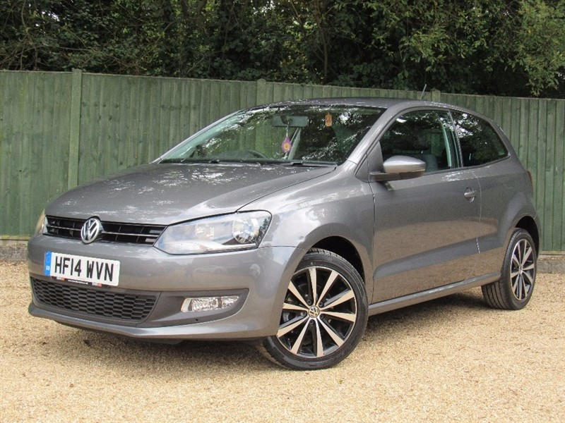 used VW Polo TDI Match Edition 3dr in in-dorset