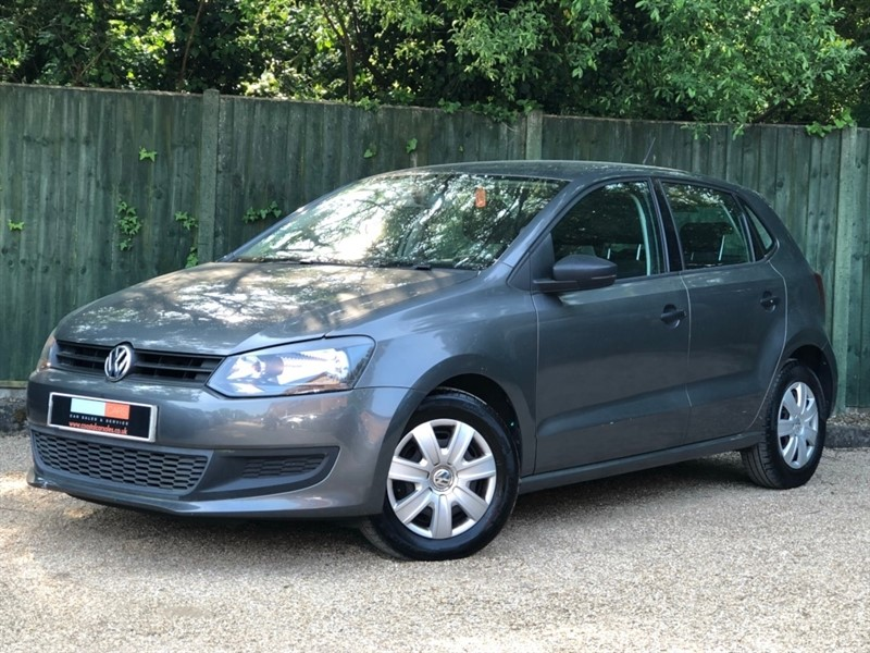 used VW Polo S 5dr (a/c) in in-dorset