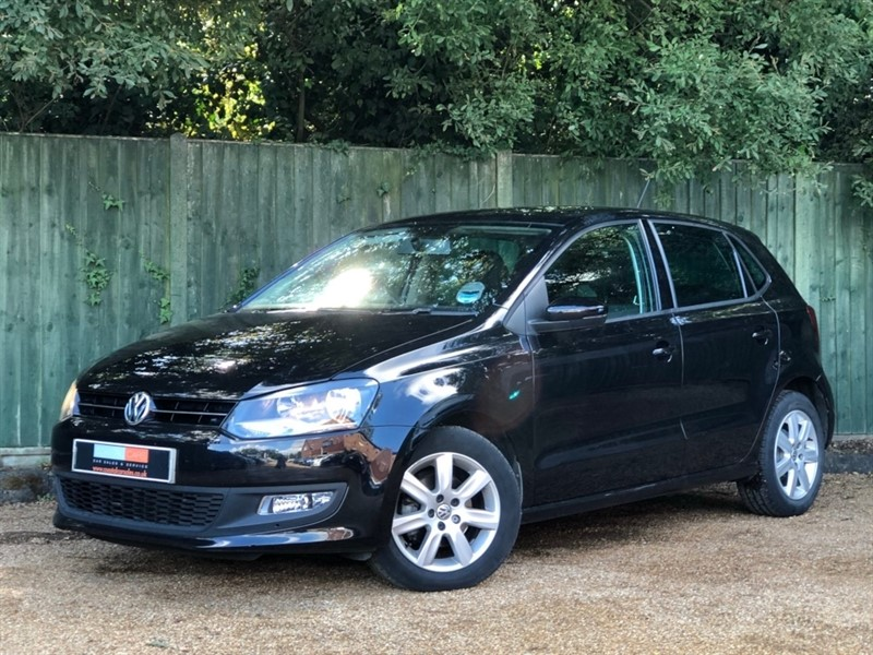 used VW Polo Match Edition 5dr in in-dorset