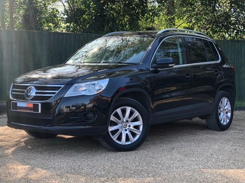 used VW Tiguan TSI BlueMotion Tech SE 5dr in in-dorset