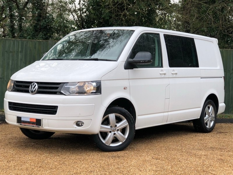 used VW Transporter BiTDI T30 Highline Kombi 4dr Manual (SWB) (178 bhp) in in-dorset