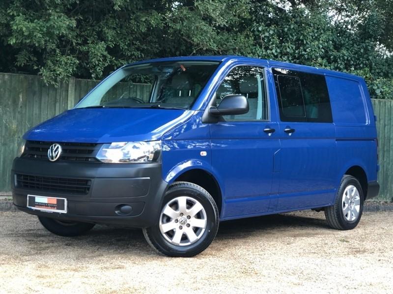 used VW Transporter TDI T30 Startline Window Van 4dr (SWB) in in-dorset