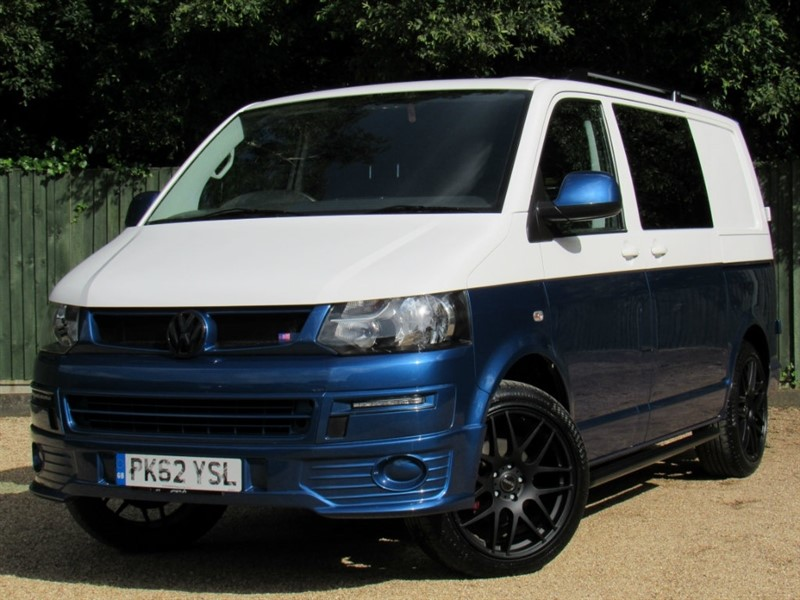 used VW Transporter TDI T30 Trendline Panel Van 4dr (SWB) in in-dorset