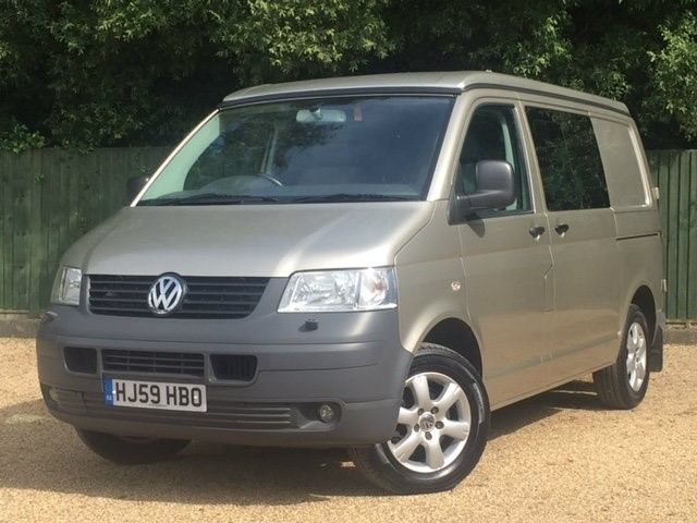 used VW Transporter TDI PD T32 Window Van 4dr (SWB) in in-dorset