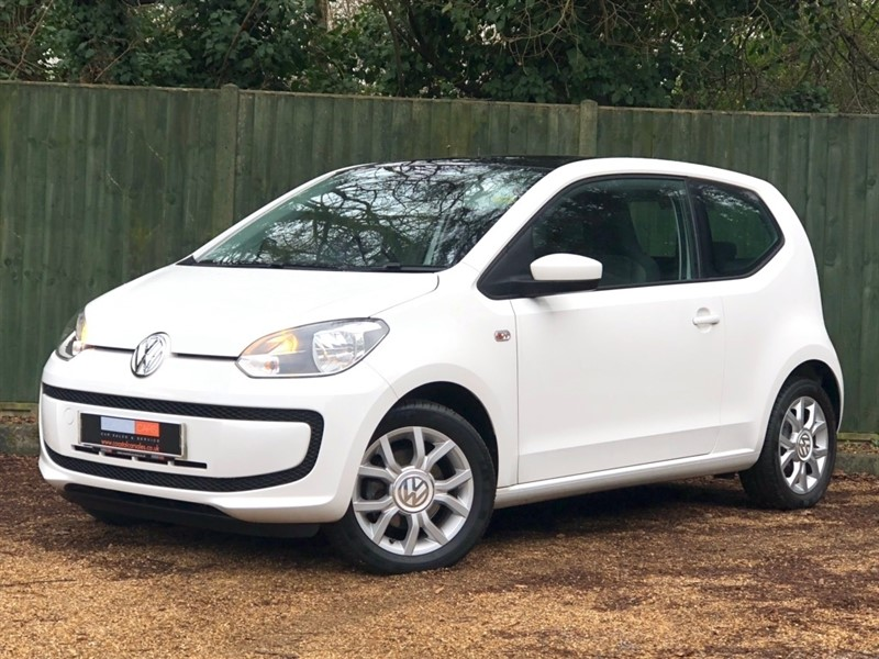 used VW Up Move up! 3dr in in-dorset