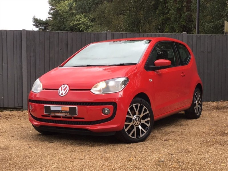 used VW Up Rock up! 3dr in in-dorset