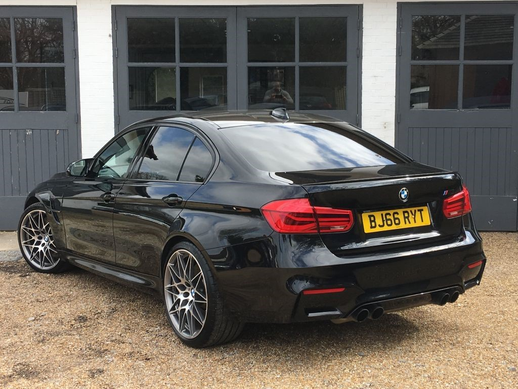 Used Sapphire Black Bmw M3 For Sale West Sussex