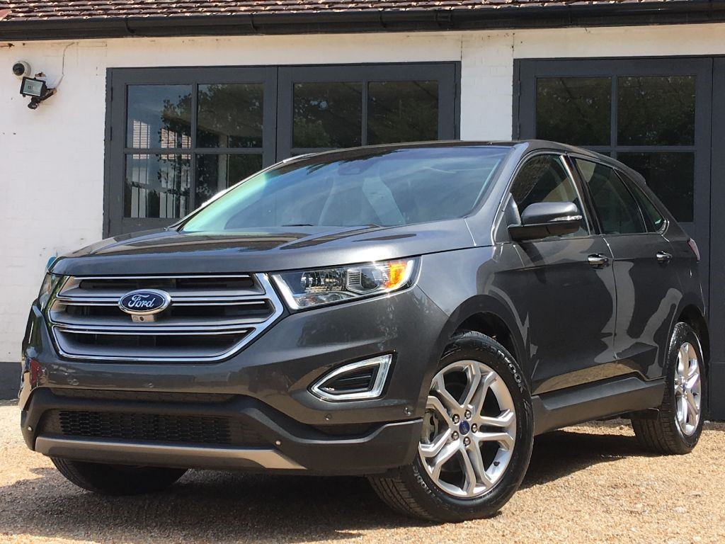 Used Magnetic Grey Ford Edge For Sale West Sus