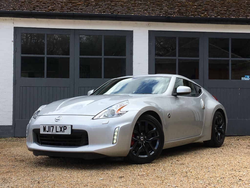 Used Universal Silver Nissan 370Z for Sale | West Sussex