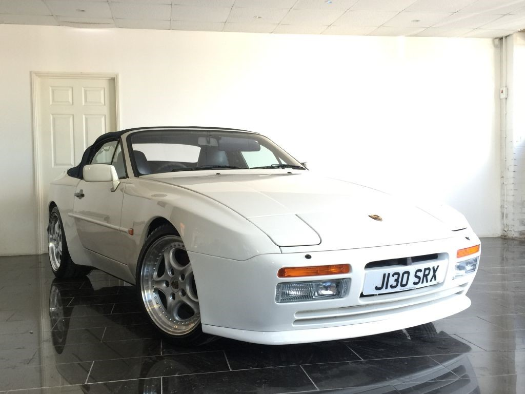 Used White Porsche 944 For Sale West Sussex