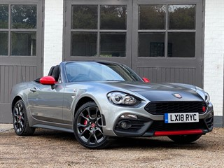 Abarth 124 Spider for sale