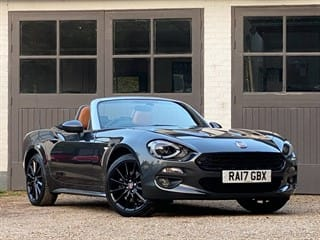 Fiat 124 Spider for sale