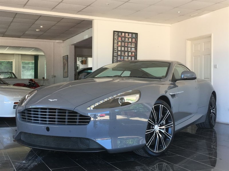 used Aston Martin DB9 V12 in west-sussex