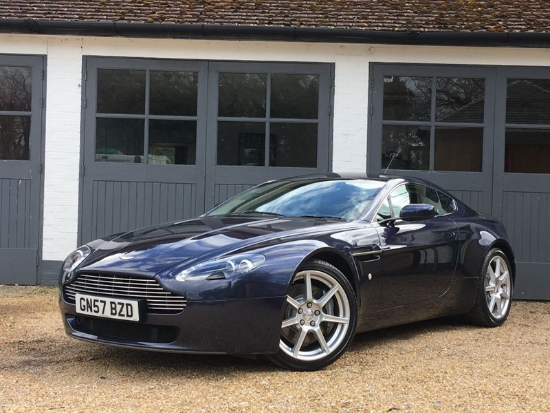 used Aston Martin Vantage V8 in west-sussex