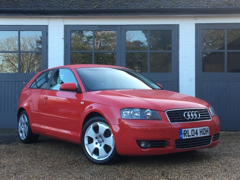 used Audi A3 TDI SPORT in west-sussex