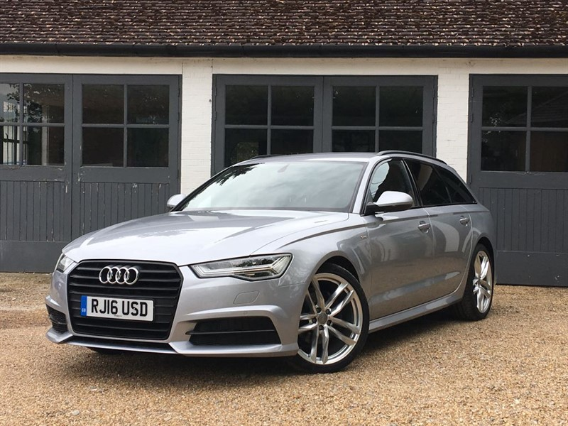 used Audi A6 Avant TDI ULTRA S LINE S Tronic in west-sussex
