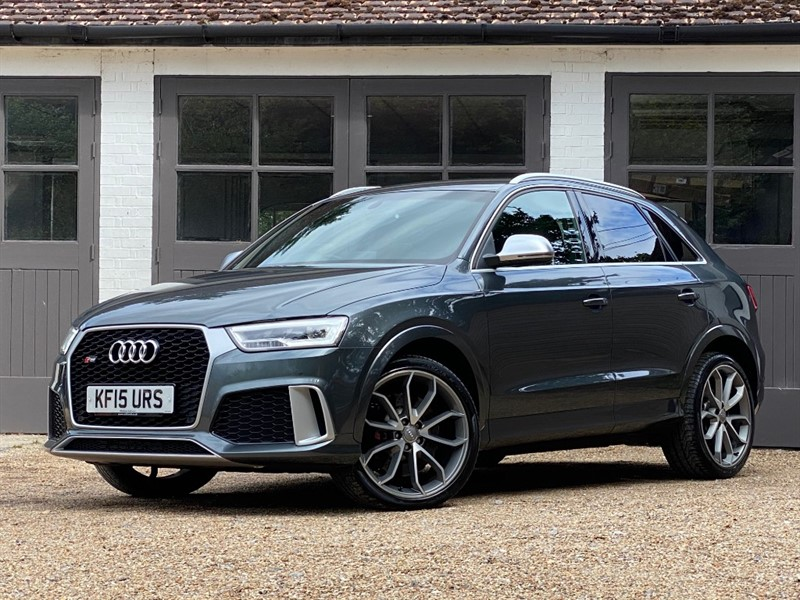 used Audi Q3 RS TFSI QUATTRO in west-sussex