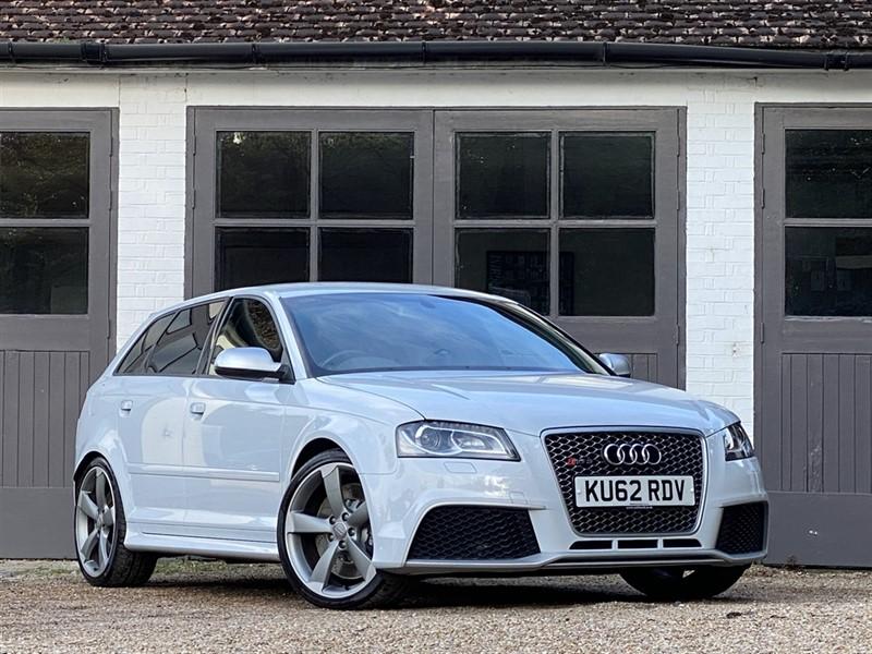 used Audi RS3 RS3 QUATTRO in west-sussex