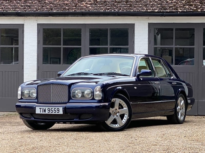 used Bentley Arnage RED LABEL in west-sussex