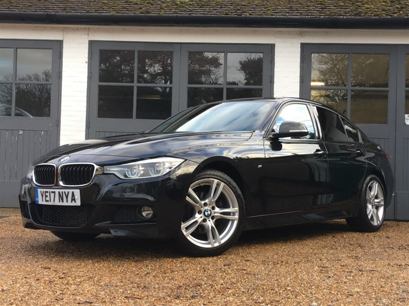 used BMW 320d M SPORT in west-sussex