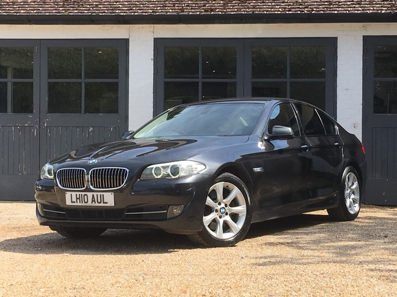 used BMW 530d SE in west-sussex