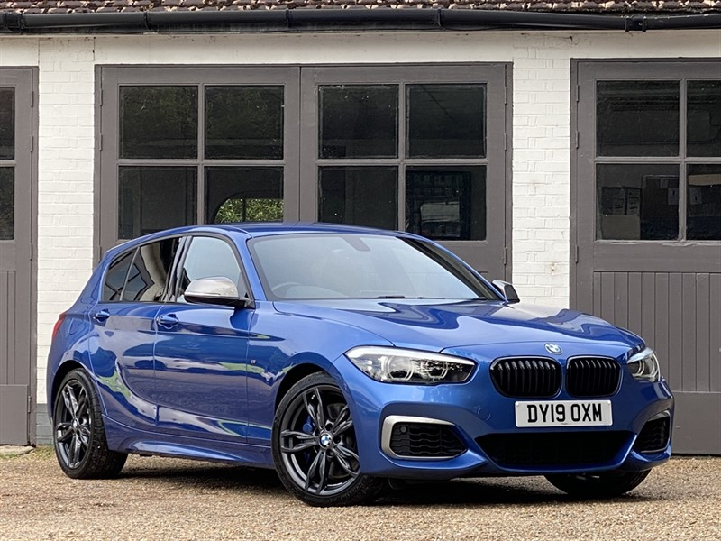 used BMW M140i SHADOW EDITION in west-sussex