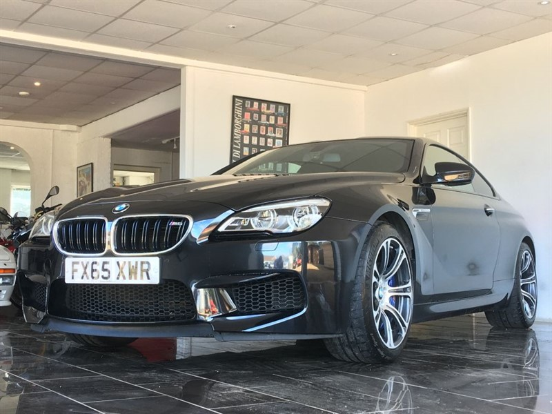 used BMW M6 4.4 V8 560PS in west-sussex