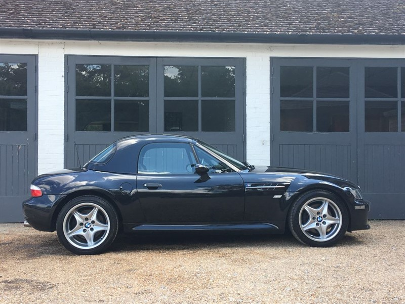 Used Black Bmw Z3 For Sale West Sussex