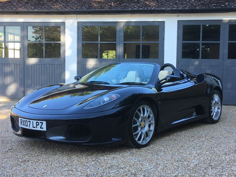 used Ferrari F430 SPIDER in west-sussex